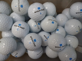 PACK 20 WILSON DX2 / DX3 SOFT BLEUE LADY